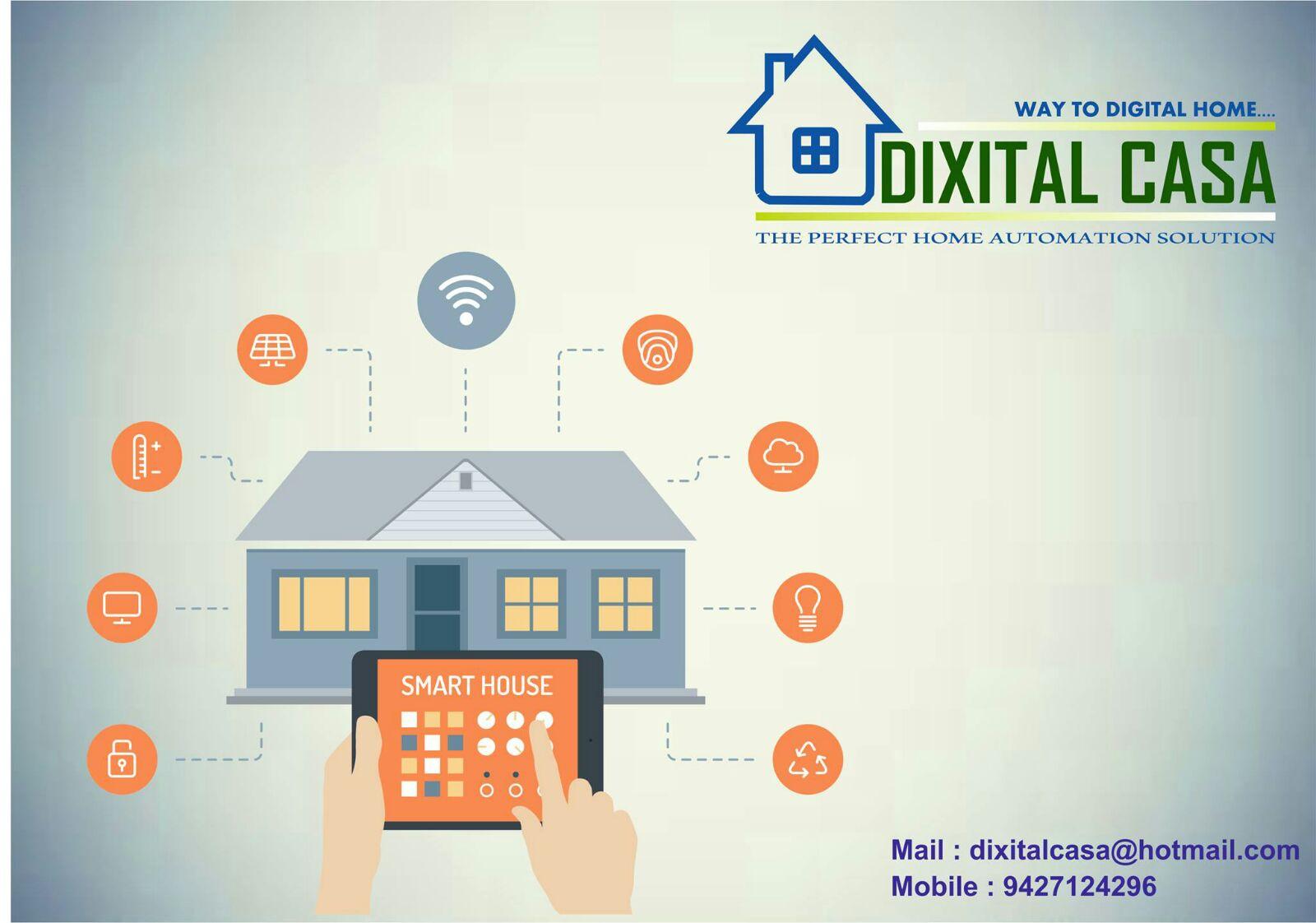 Dixital Casa - logo
