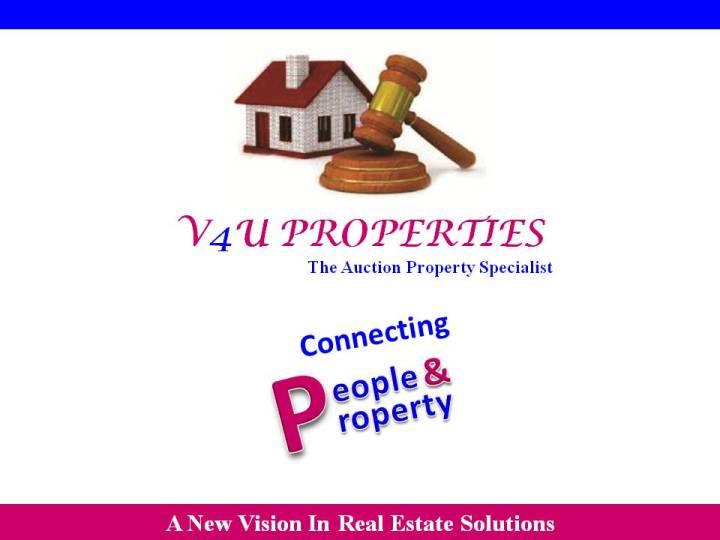 V4U PROPERTIES - logo