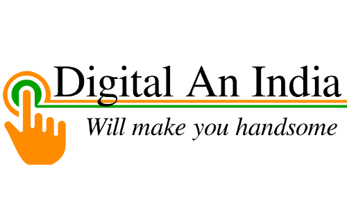 Digitalanindia@9643366081 - logo