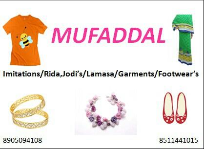 Mufaddal Imitations