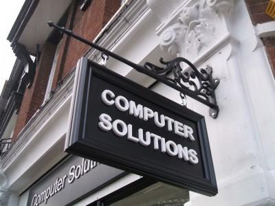 raj computer hardware store