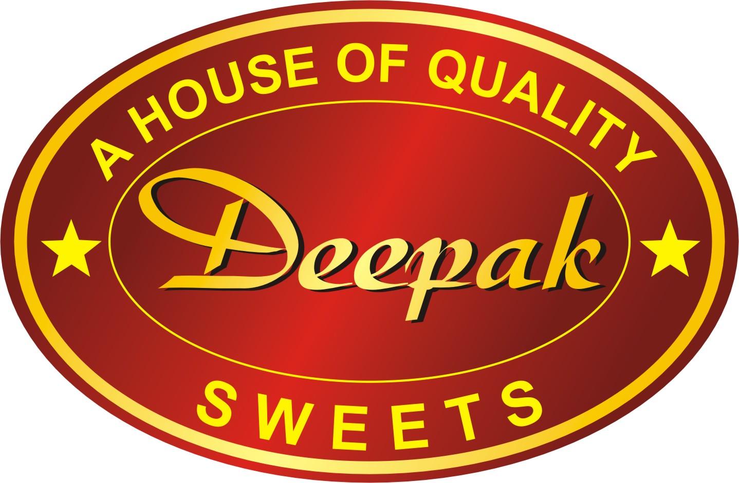 Deepak Sweets - logo