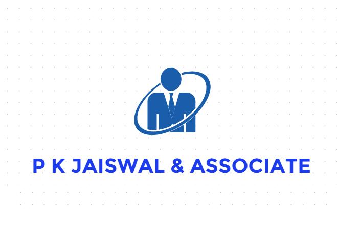 P K JAISWAL & ASSOCIATE - logo