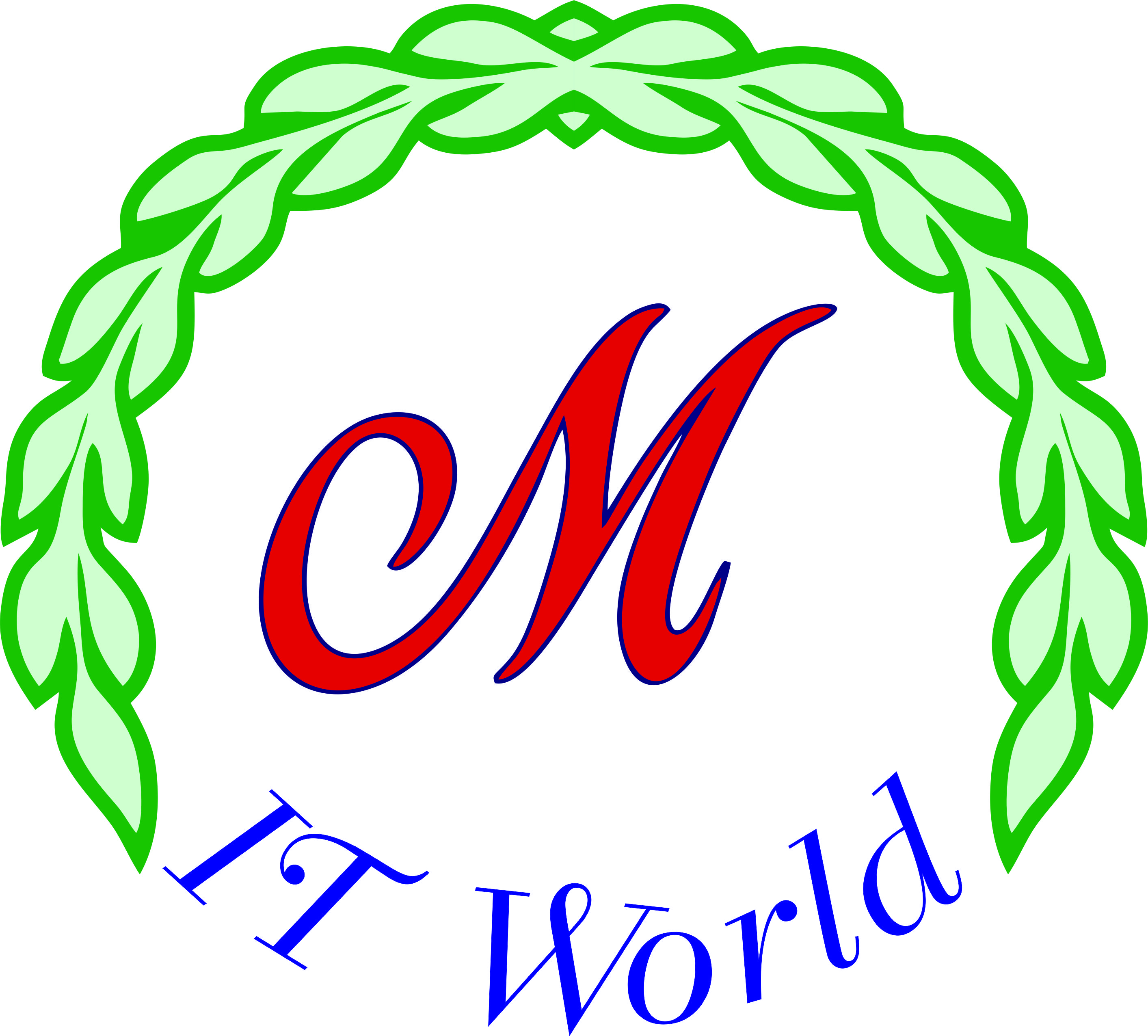 Mangalmurti It World - logo