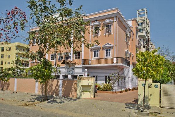 Hotel Anurag Villa