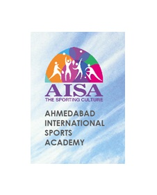 Ahmedabad International Sports Academy - logo