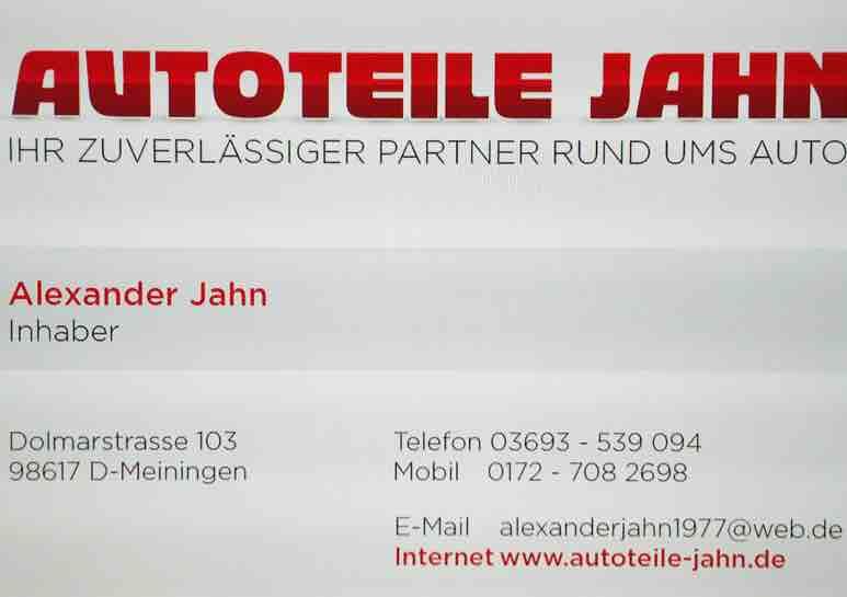 Autoteile Jahn - logo