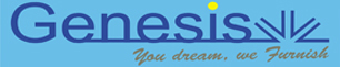 Genesis furniture - logo