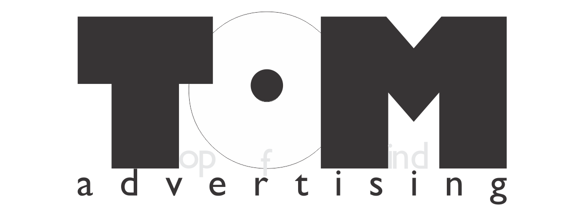 TOM ADVERTISING PVT LTD - logo