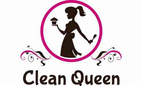 Clean Queen  - logo