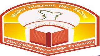 Mother Khazani Convent School - logo