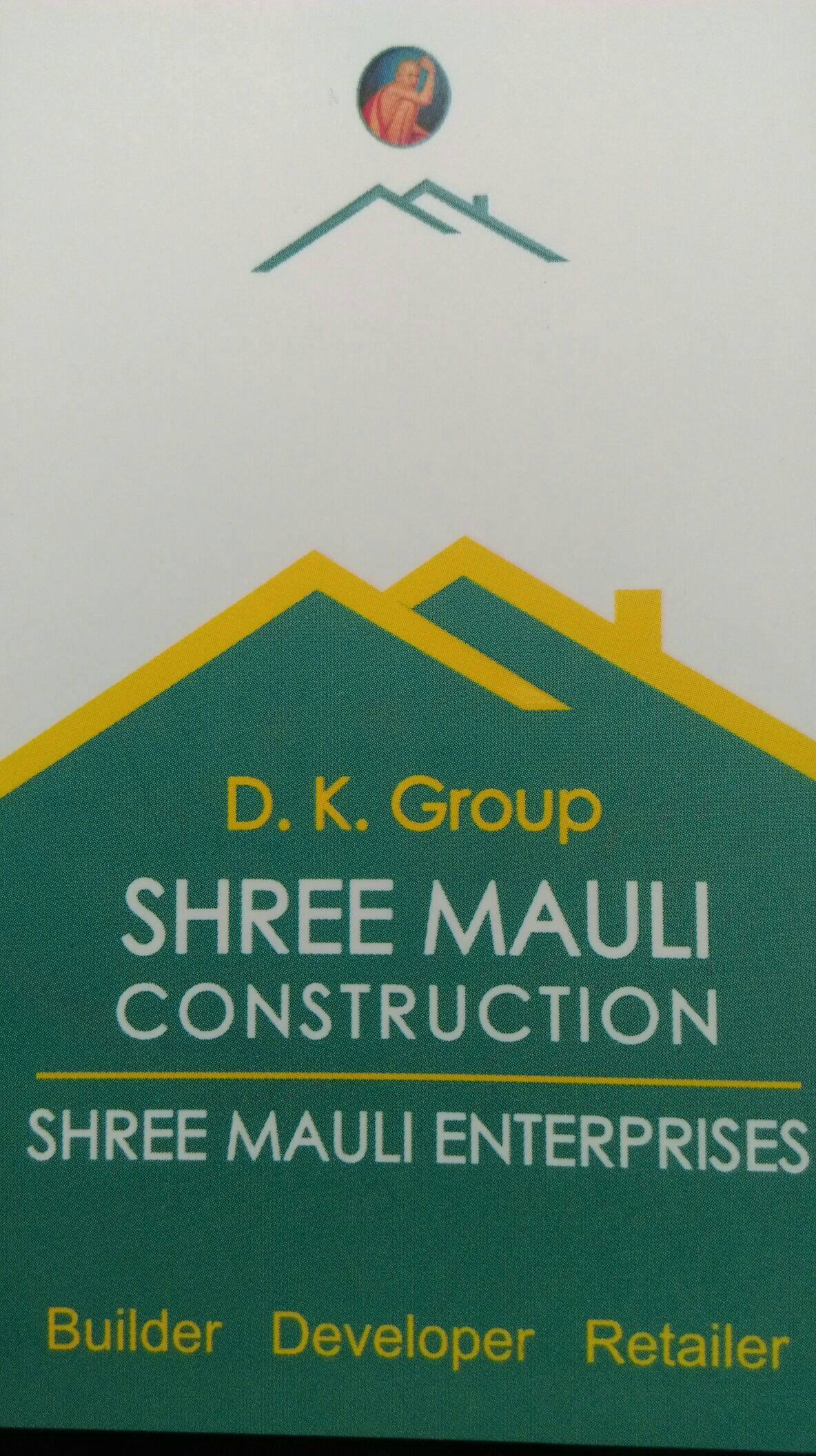 Dk Group Shree Mauli Construction - logo