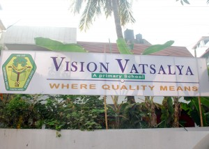 Vision Vatsalya Pre Premier School - logo