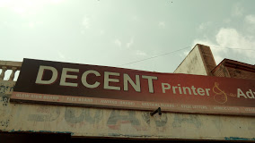 Decent Printers And Advertisers - logo