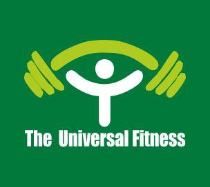 The Universal Fitness - logo