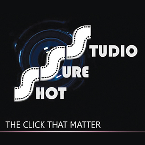 Studio Sure Shot - logo