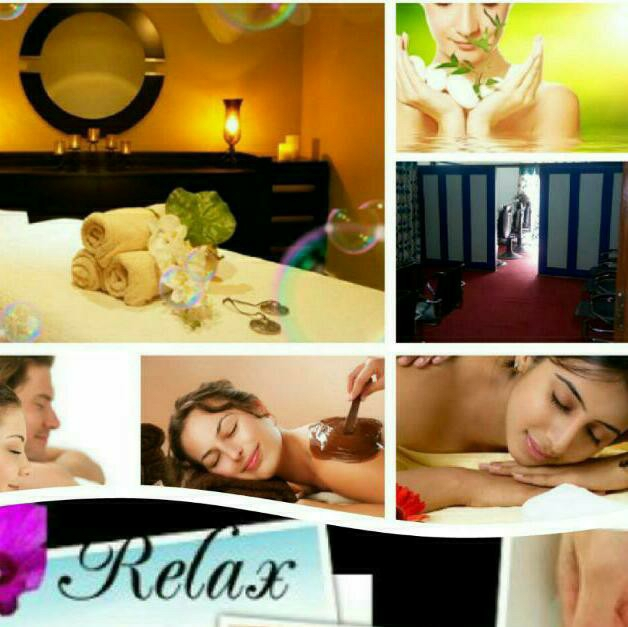 Best Wellness Spa Ameerpet X - logo