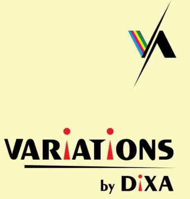 Variations By Dixa - logo