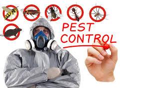 Pest Control Service - logo