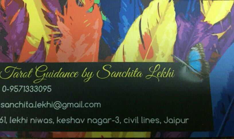 Tarot Guidance By Sanchita - logo
