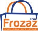 www.frozaz.com India Buy Online - logo