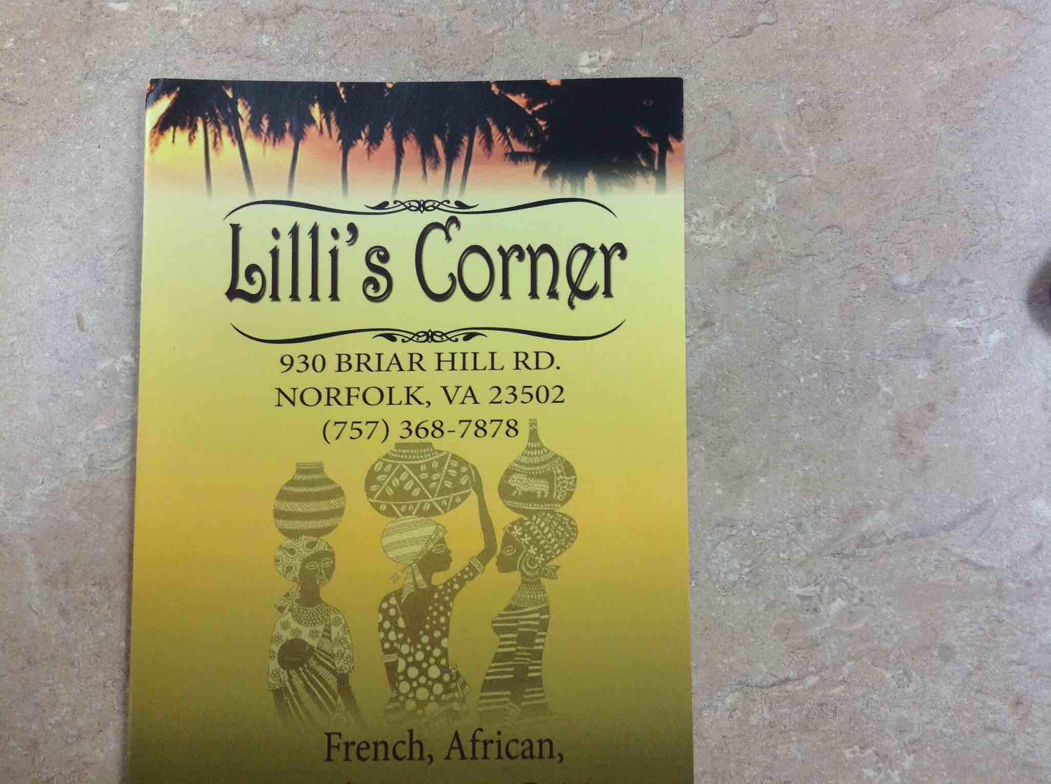 Lilly's Corner