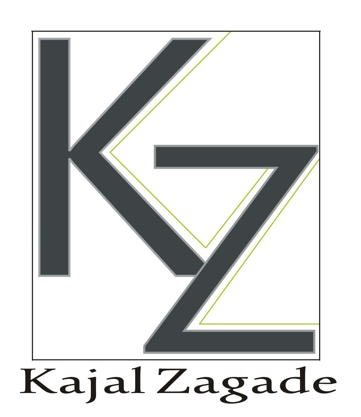 Kajal Zagade - logo