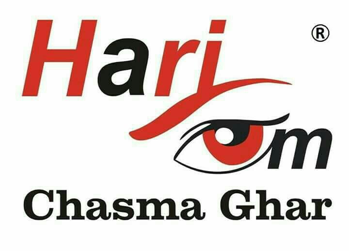 HariOm Chasma Ghar - logo