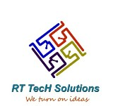 RT TecH Solutions - logo