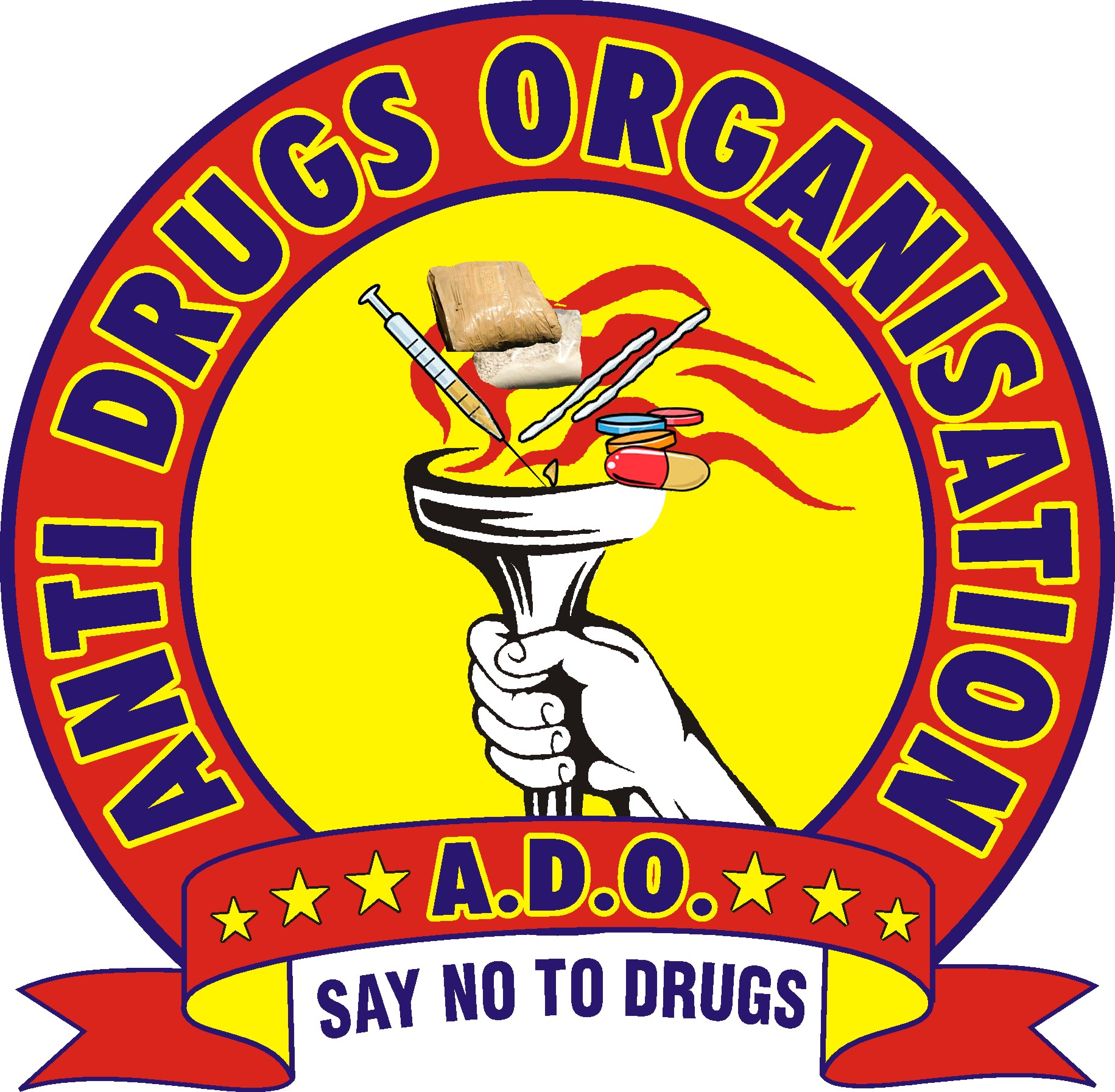 ANTI DRUGS ORGANISATION