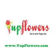 Yup Flowers - logo