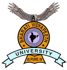 Bharti Vidyapeeth - logo