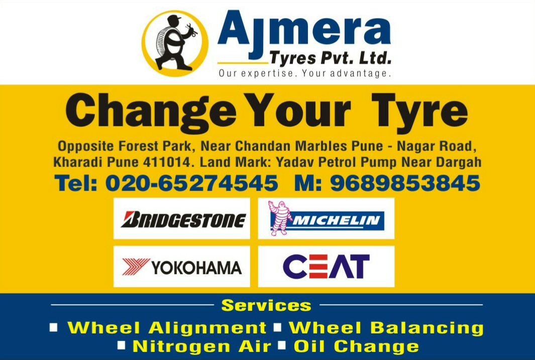 M/s. Change Your Tyre - logo