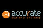 ACCURATE SEATING SYSTEMS - logo
