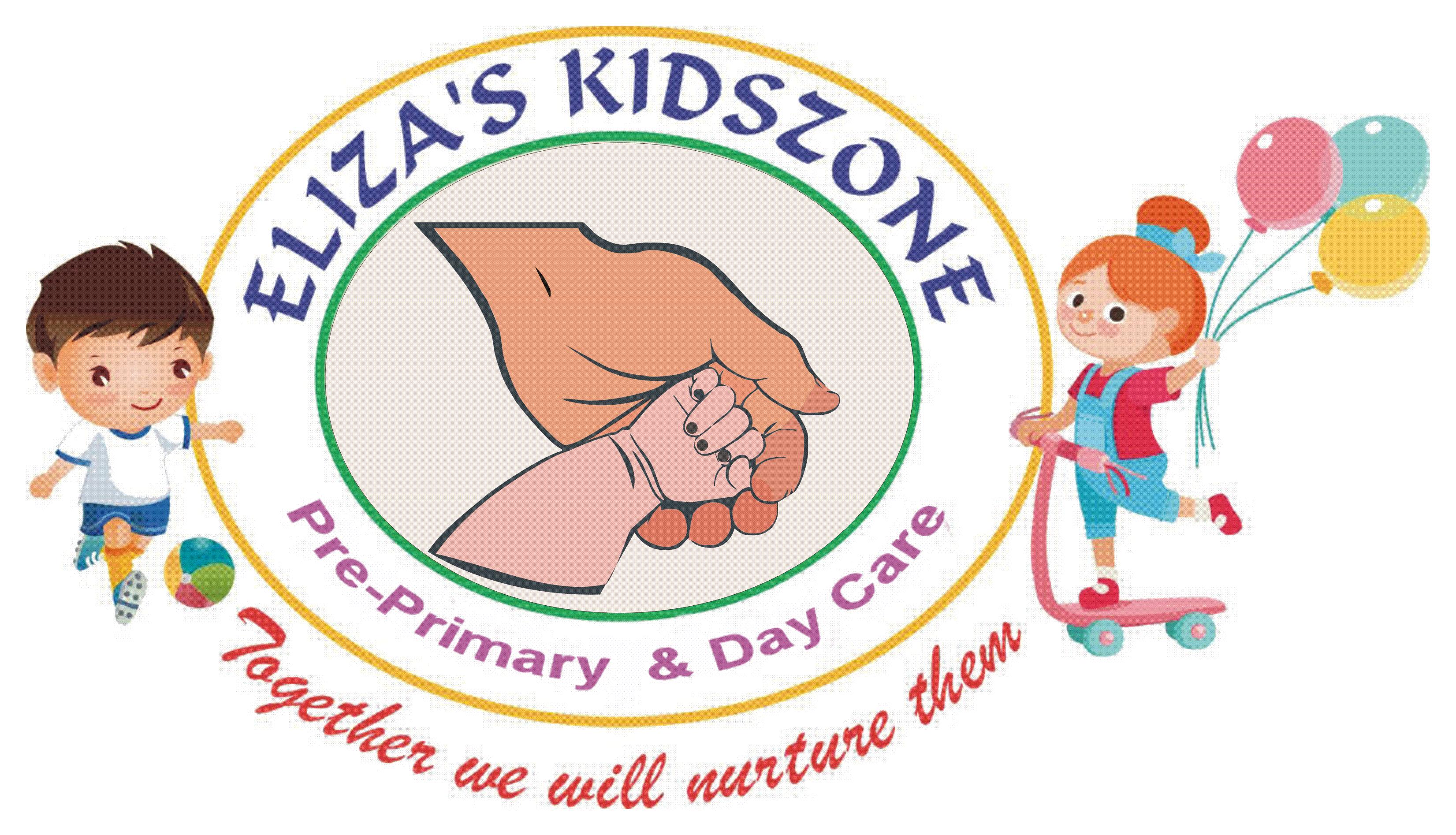 Eliza Kidszone - logo