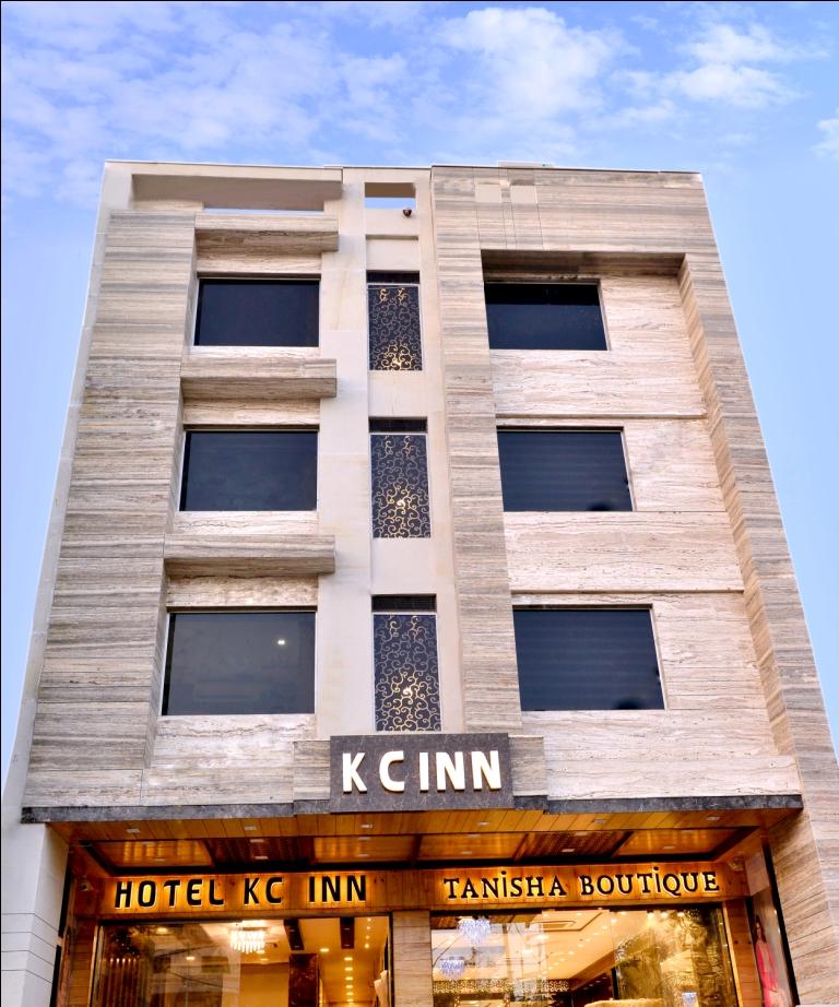 Hotel KC Inn - logo