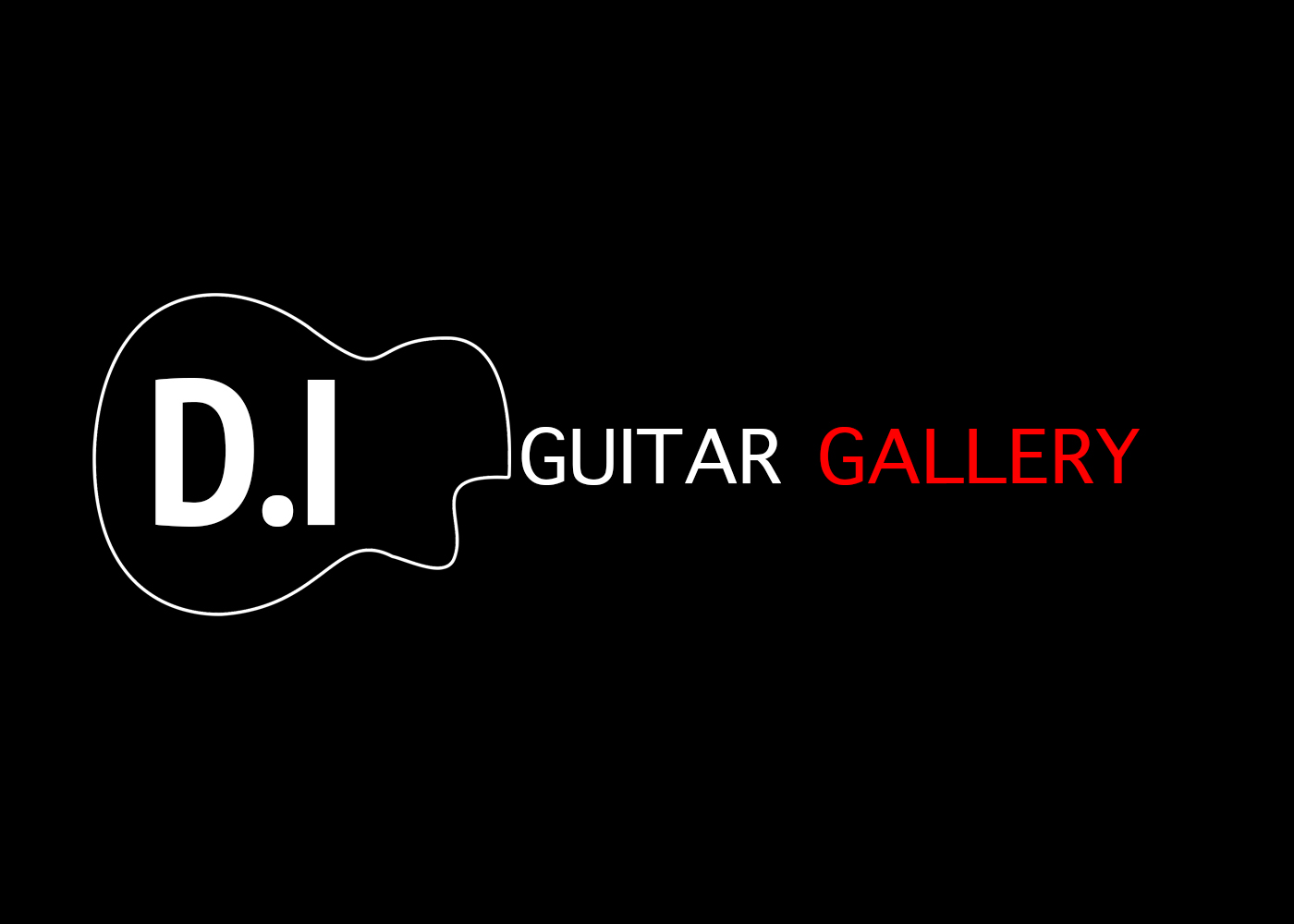 D I guitar gallery