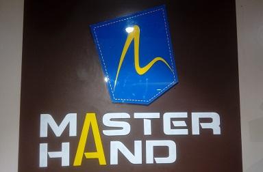 Master Hand - logo