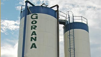 Gorana Group - logo