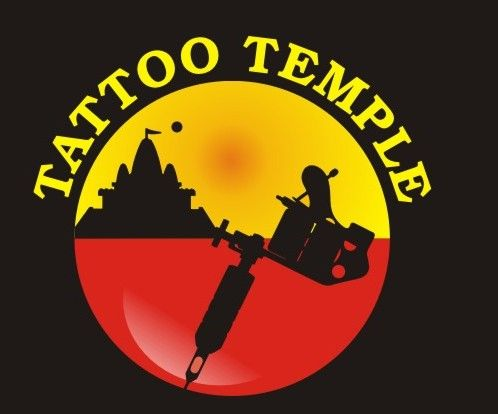 Tattoo Temple - logo