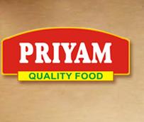 Priyam Foods - logo