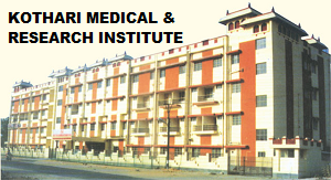 Kothari Medical & Research Institute - logo