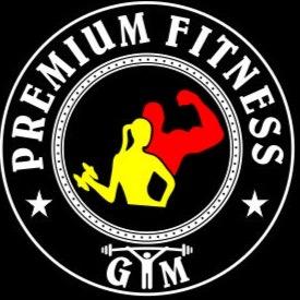 Premium Fitness Gym - logo
