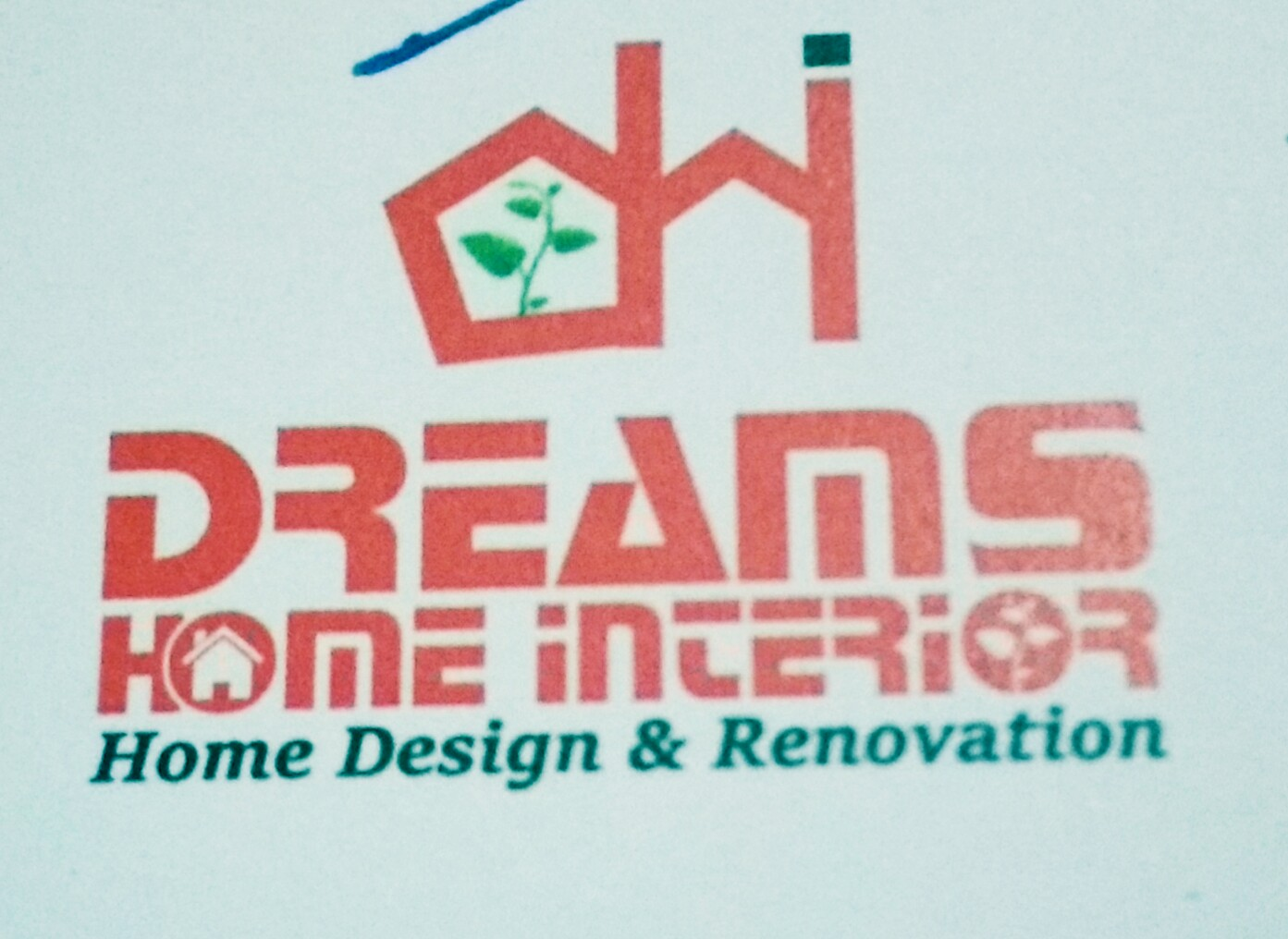 Dream Home Interior - logo