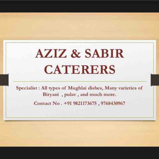Aziz & Sabir Caterers - logo