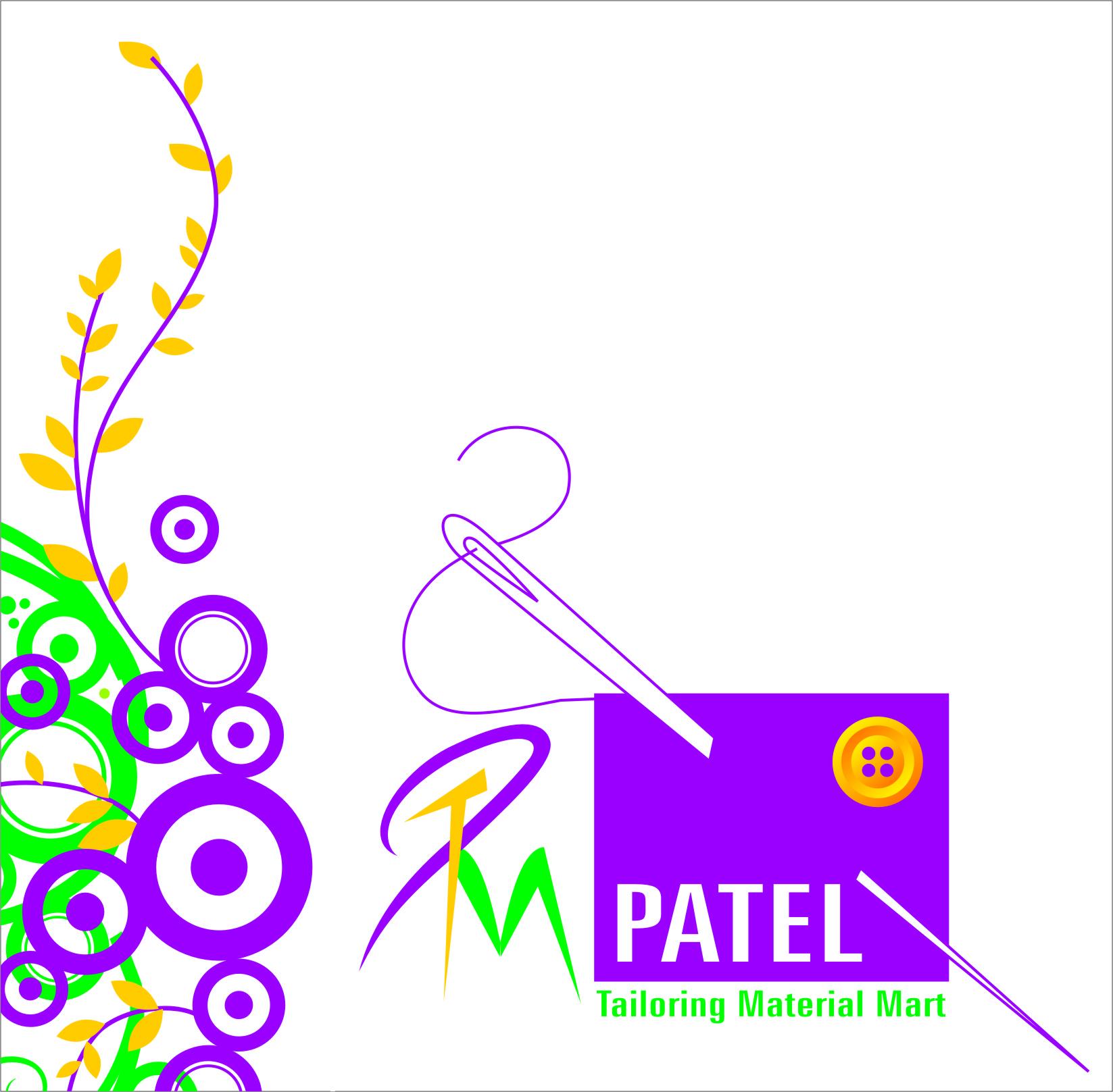 Patel Tailoring Material Mart - logo