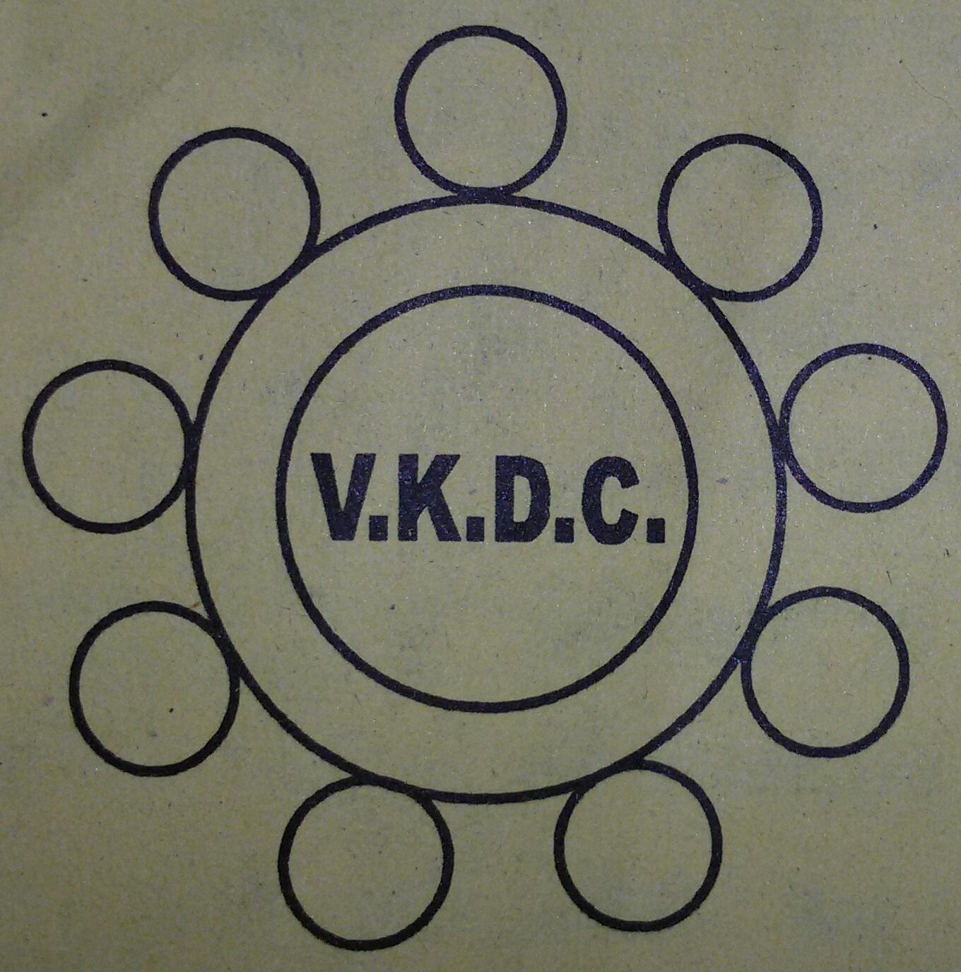 V.K.D.C  Study Point - logo