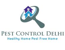 Pest Control in Delhi - logo