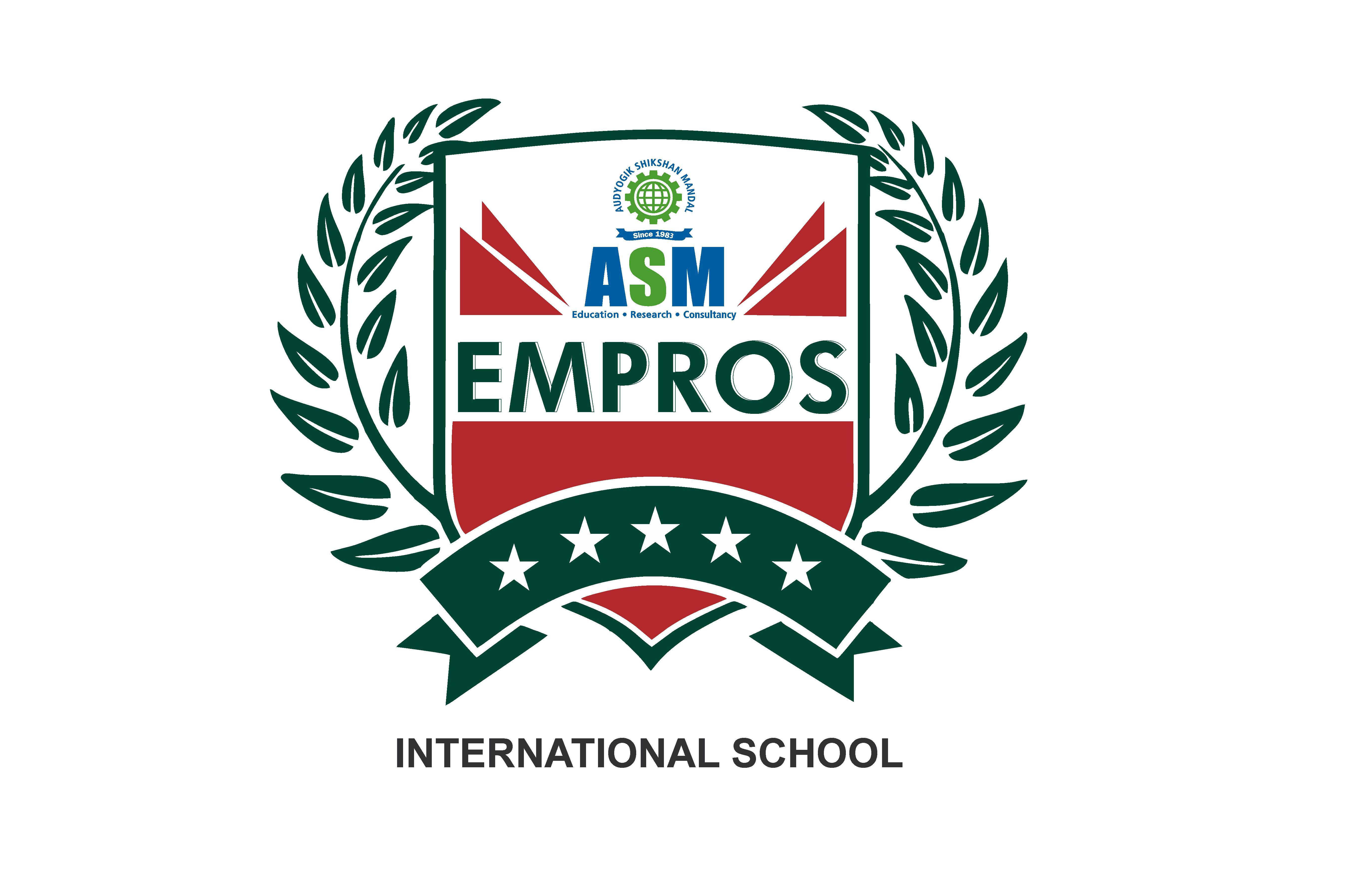 ASM Group of Institute - logo