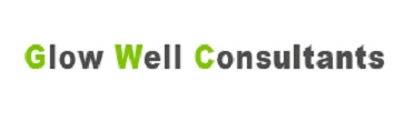 Glow Well Consultant - logo